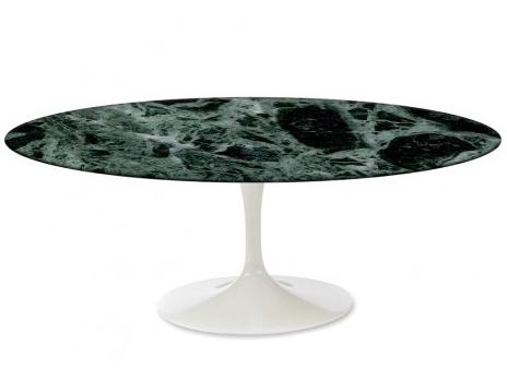 tavolo-tulip-ovale-marmo-verde-alpi