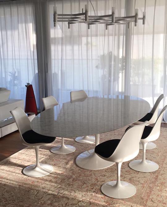Tavolo Saarinen originale: scopri la verità