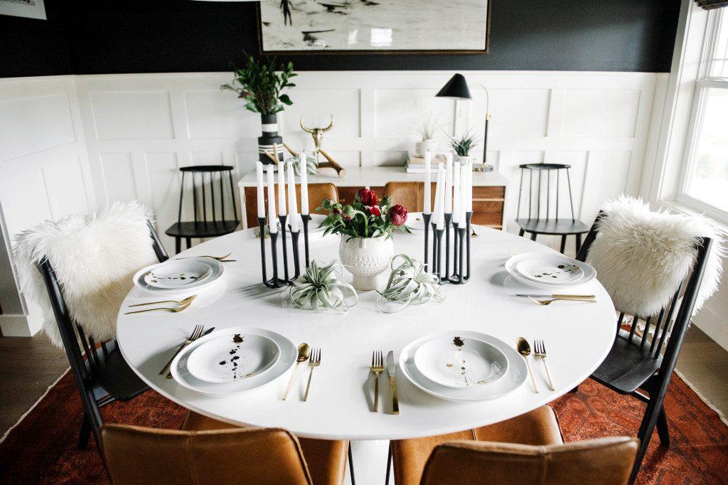 Tavolo da pranzo design: scopri il Tavolo Tulip