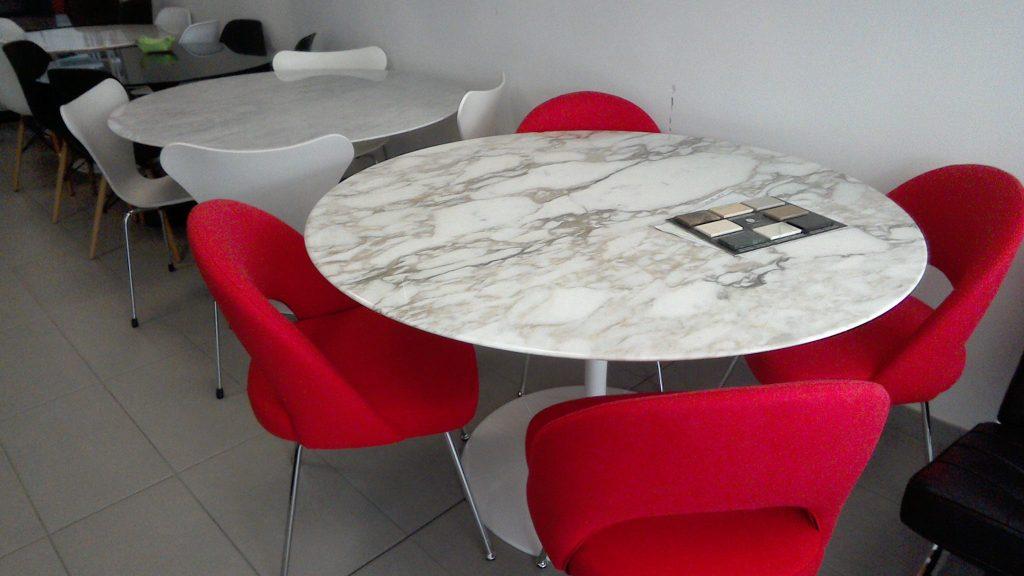 Tavolo Saarinen Marmo : Tavolo saarinen milano vieni a trovarmi nel mio showroom