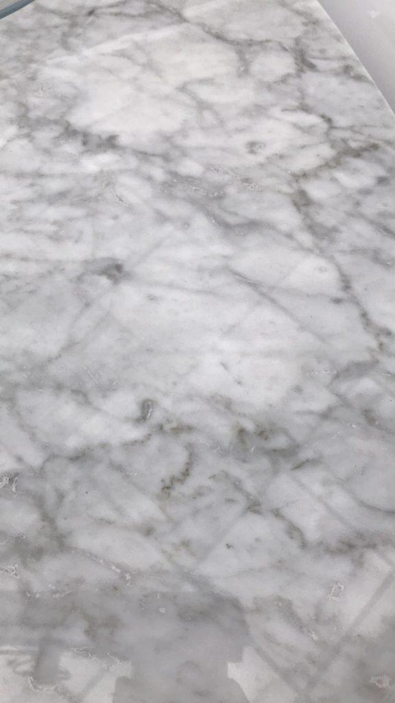 tavolo tulip marmo